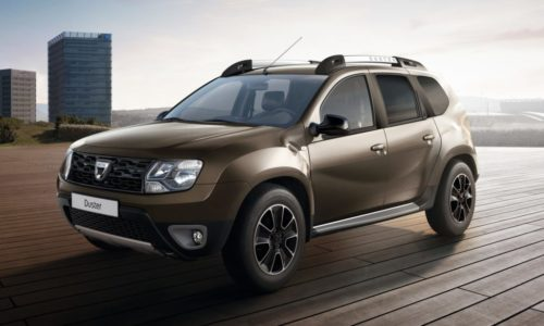 Dacia Duster Black Shadow opinioni