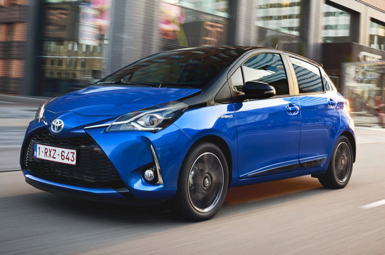 Toyota Yaris Hybrid Opinioni